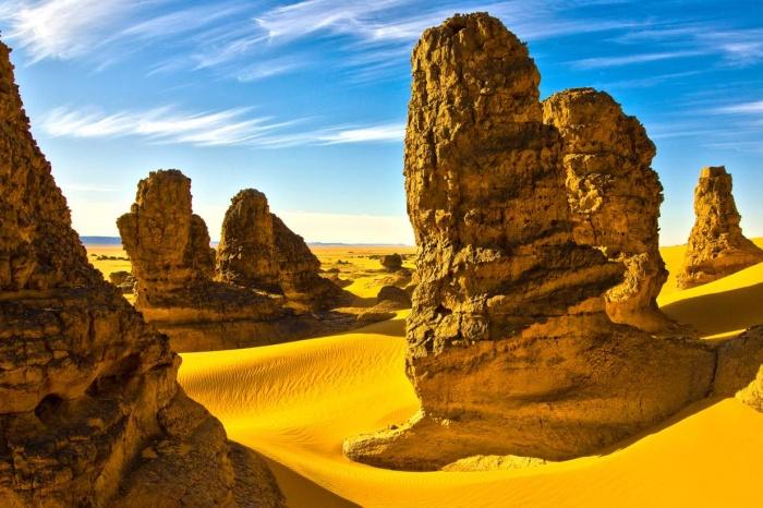 Algerian Desert Secrets