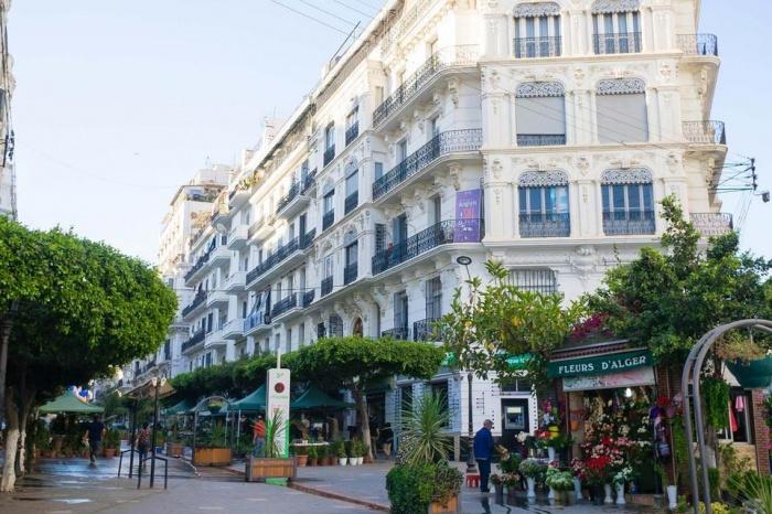 Algiers City